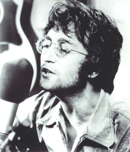 John Lennon — the man behind the timeless classic 'Imagine.'