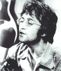 John Lennon — the man behind the timeless classic 'Imagine.'