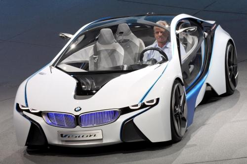 The BMW Vision