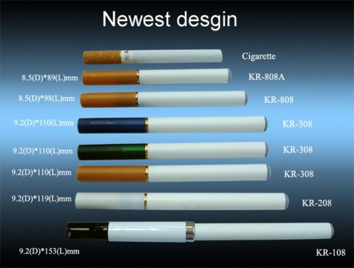 The newest 'desgins' of the Twisp electronic cigarette