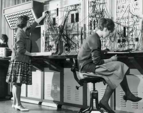 Telephone Exchange
