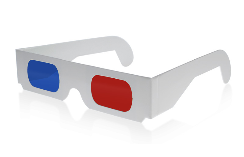 How to make 3D glasses | Witness This