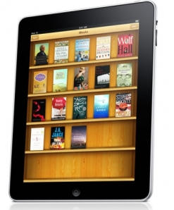 Apple iPad iBook store