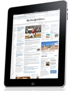 Apple iPad - NY Times